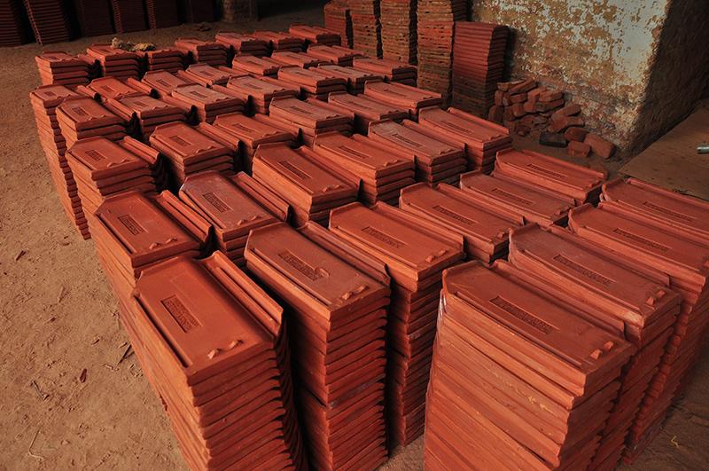 Clay Roof Tiles Factory Sri Lanka Ulu Factor